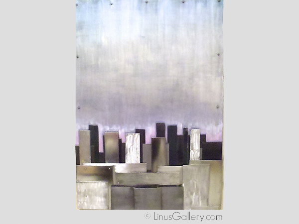 art galleries los angeles assemblage Mixed Media Mash Up Artist Virginia T Coleman | A Cold Denver Night