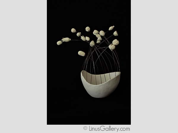 cultural art collecting Culture Collective Artist Amy Williams   A Fragile Start   Mixed Media