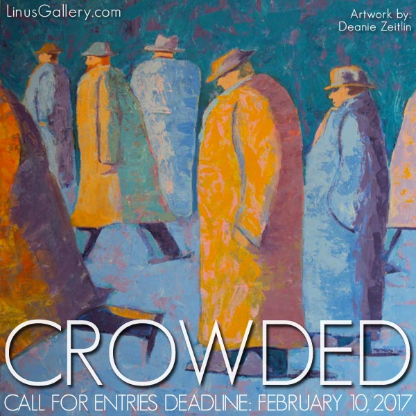 crowded open art call Crowded Open Art Call | CLOSED